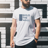 Build the Wall- Short Sleeve T-Shirt
