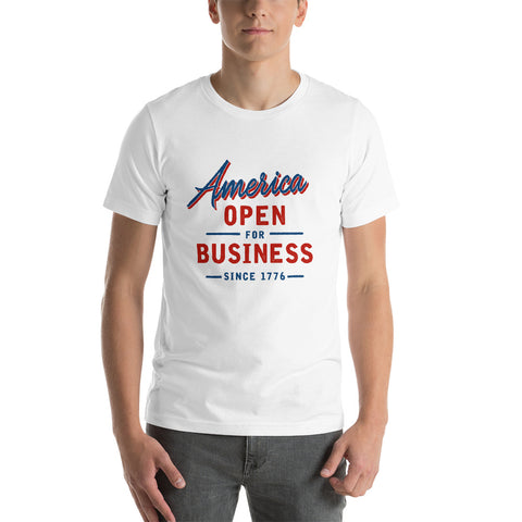 America - Open for Business