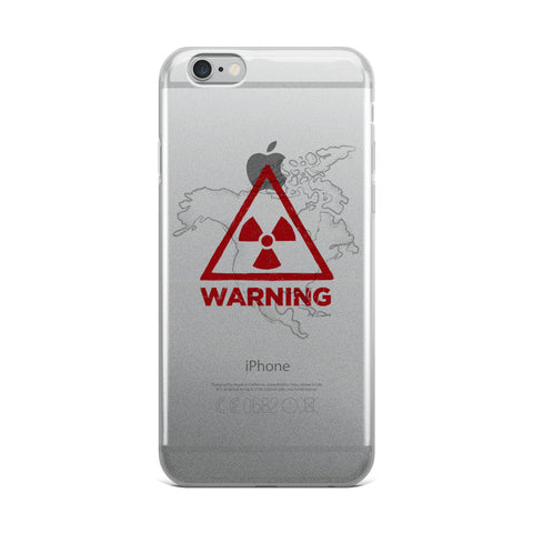 Code Red-iPhone Case
