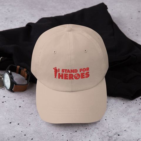 I Stand for Heroes Hat
