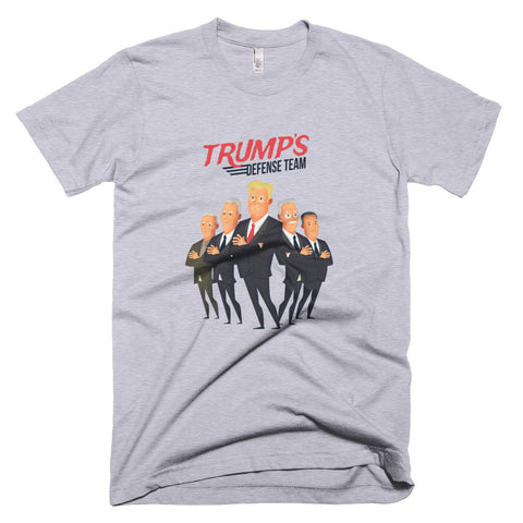 Trump's Defense Team Short-Sleeve T-Shirt