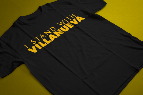 Stand With Villanueva Short-Sleeve T-Shirt