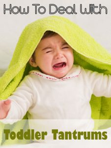 How To Deal With Toddler Tantrums And Raise Resilient Children