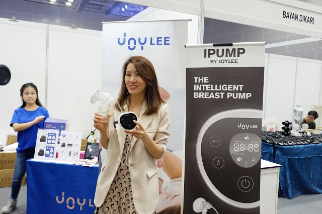 JOYLEE's Ipump | The Intelligent Breast Pump