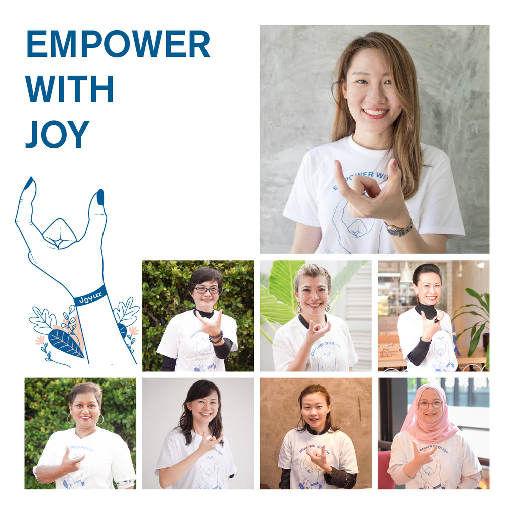 JOYLEE™ EMPOWER WITH JOY CAMPAIGN