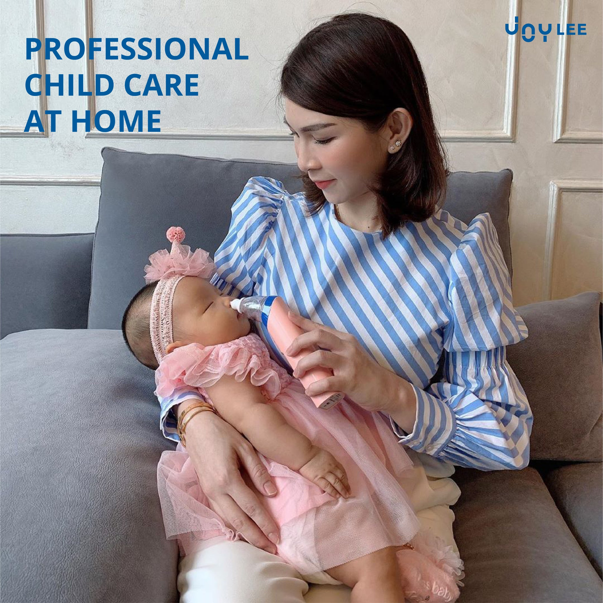 professional child care at home