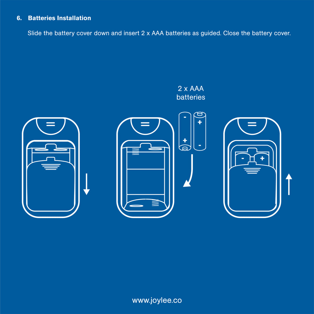 medical pulse oximeter guideline battery compartment