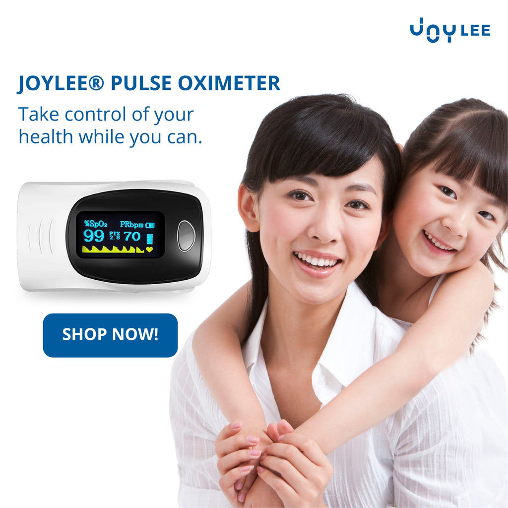 pulse oximeter check your vital sign