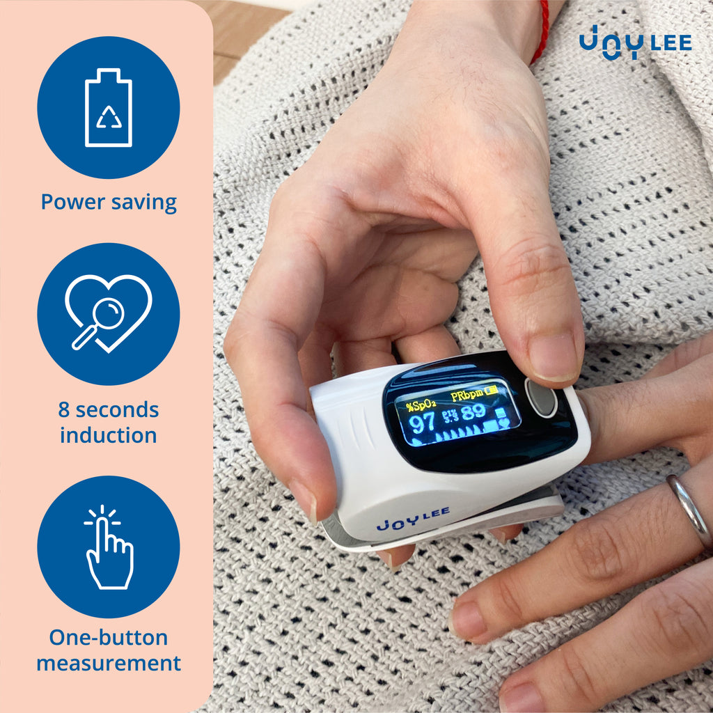 pulse oximeter is easy to operate