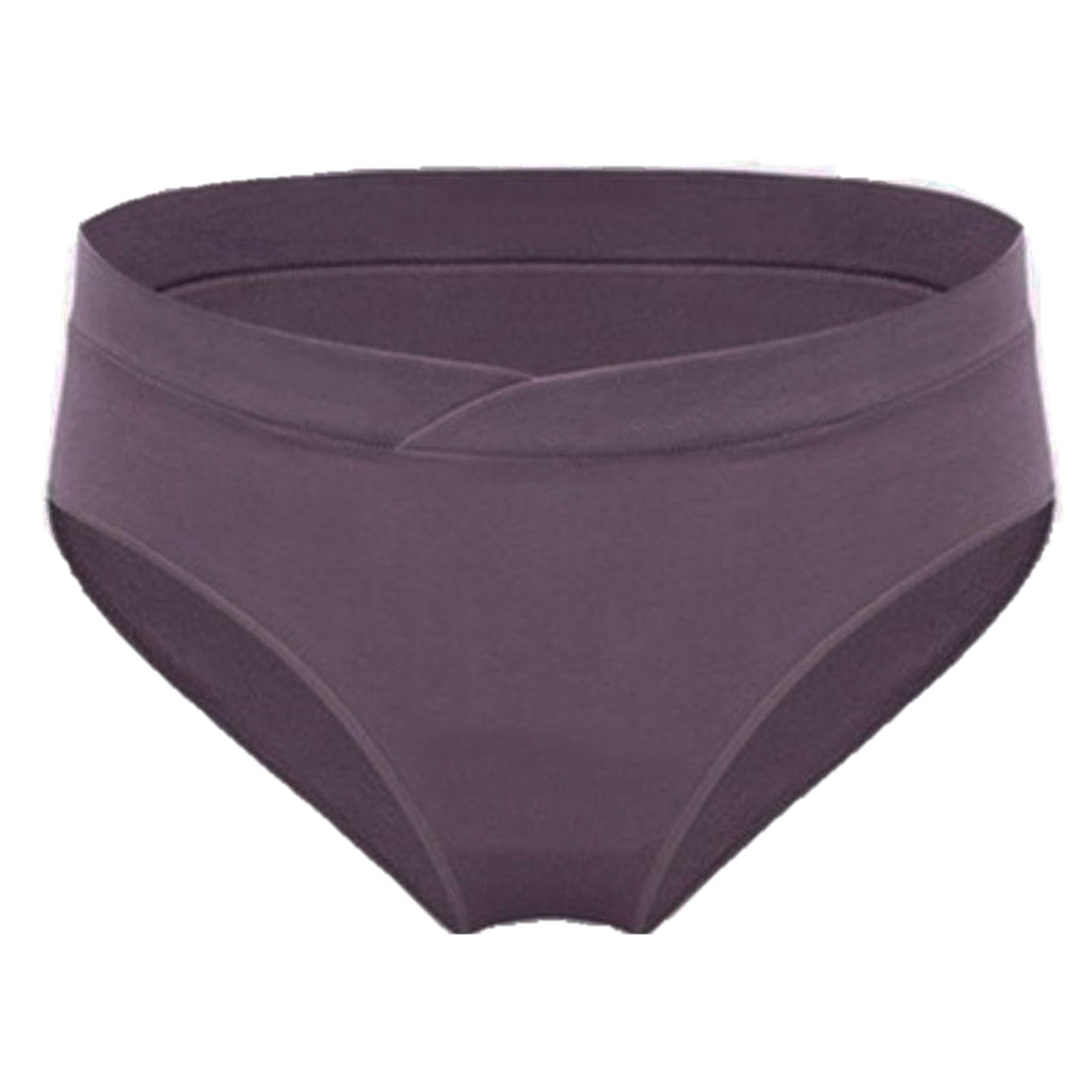 Purple Nursing Panties