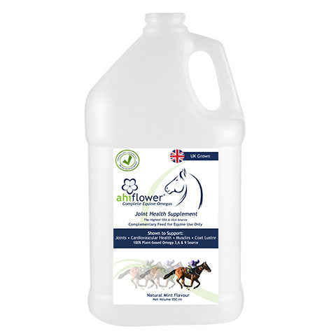 4L, Ahiflower Equine Oil