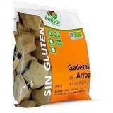 Galletas de Arroz Sin Gluten Bio 200g - Delicatessin