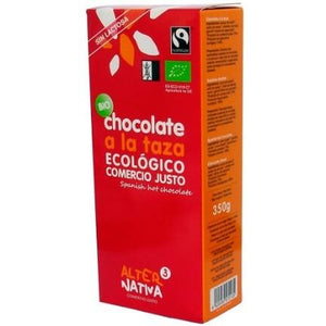 Chocolate a la Taza Bio Fairtrade 350g - Delicatessin