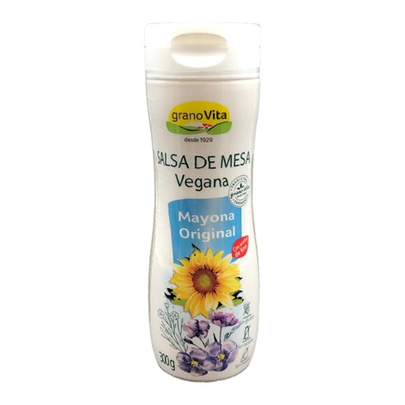 Mayonesa Original Vegana 300g - Delicatessin