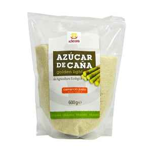 Azúcar de Caña Integral Golden Light Bio Fairtrade 600g - Delicatessin