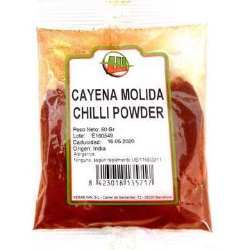 Cayena Molida Chilli Powder 750g - Delicatessin