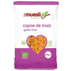 Corn Flakes (Sin Azúcar) Sin Gluten Bio The Muesli Up 250g