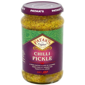 Pickle de Chile 283g - Delicatessin