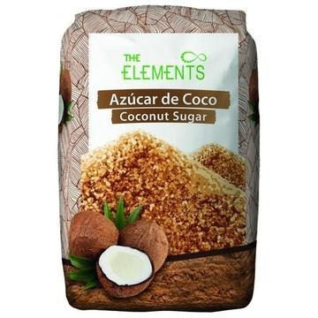 Azúcar de Coco The Elements 12kg (12 x 1kg)