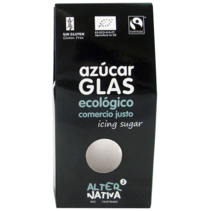 Azúcar Glas Bio Fairtrade 250g