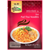 Pasta de Especias para Curry Tailandés de Noodles Pad Thai Asian Home Gourmet 50g