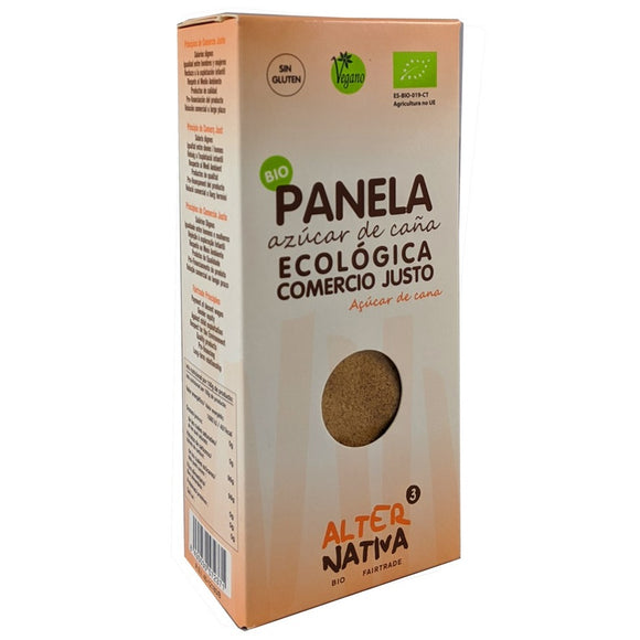 Azúcar Panela Bio Fairtrade 400g - Delicatessin