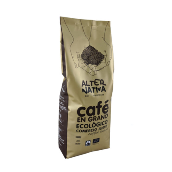 Café de Colombia en Grano Bio Fairtrade 1kg - Delicatessin