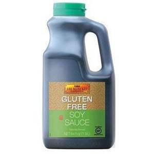 Salsa de Soja Light Sin Gluten 1,9L - Delicatessin