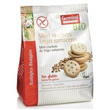 Mini Crackers de Trigo Sarraceno Sin Gluten Bio 100g - Delicatessin