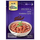 Pasta de Especias para Curry Vindaloo 50g