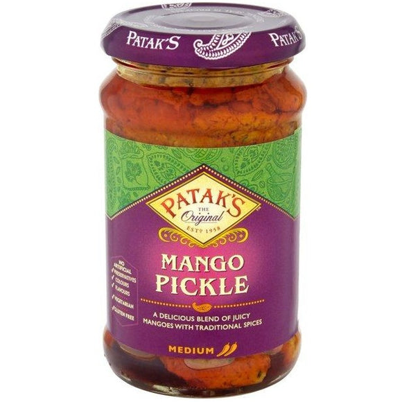 Pickle de Mango 283g - Delicatessin