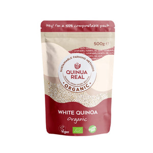 Grano de Quinoa Real Bio Fairtrade 500g - Delicatessin