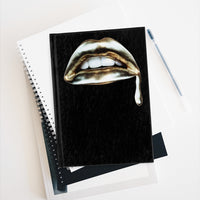 Gleam Blank Notebook