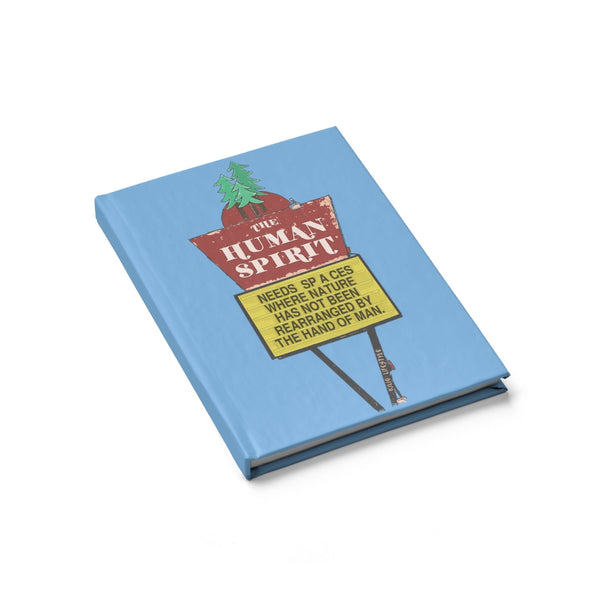 Leisure Guest Blank Notebook