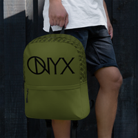 Kilig x Onyx Army Backpack