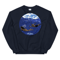 Majestic Music Crewneck