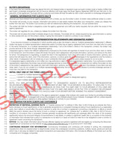 220 Notice To Clients and Customers (Standard Disclosure Form)