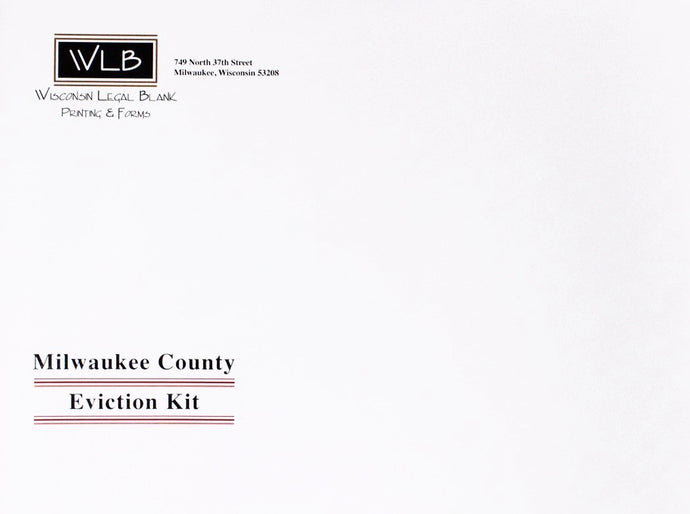 Eviction Forms Kit