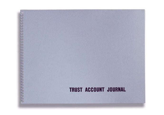 Trust Account Journal