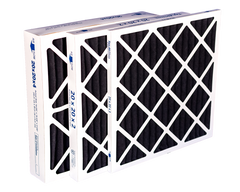 pleated carbon furnace filter
