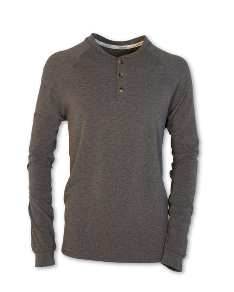 Performance Knit Henley