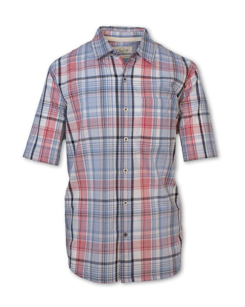 Heritage Madras Plaid Shirt