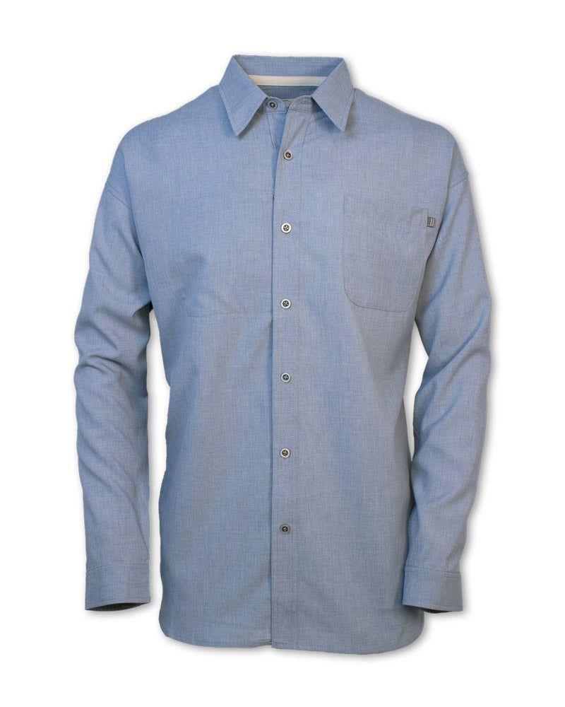 Long-Sleeved Quick Dry Shirt