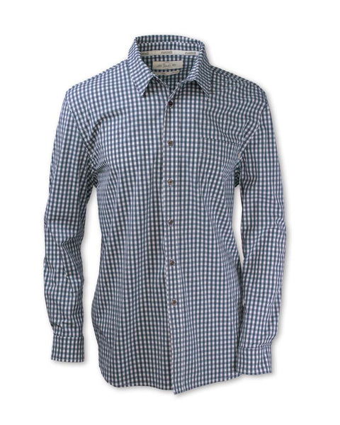 Gingham Performance Work Shirt