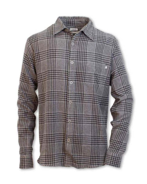 Edward Plaid Flannel