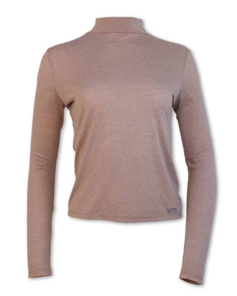Mock Turtle Neck Base Layer