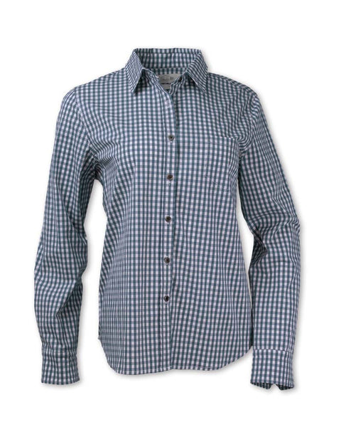 Performance Gingham Shirt