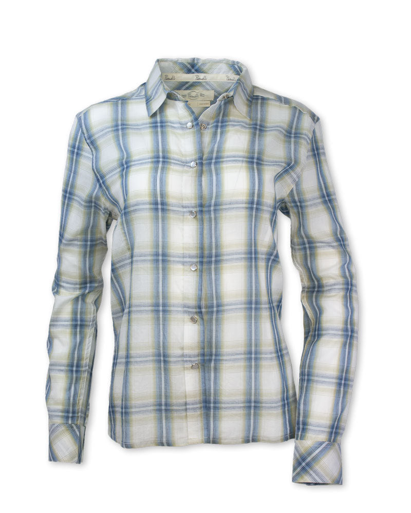 Acacia Button-Up