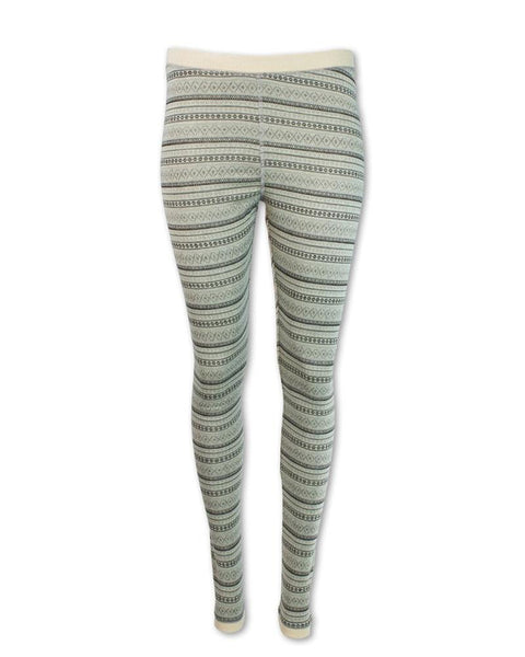 Nordic Diamond Base Layer Legging