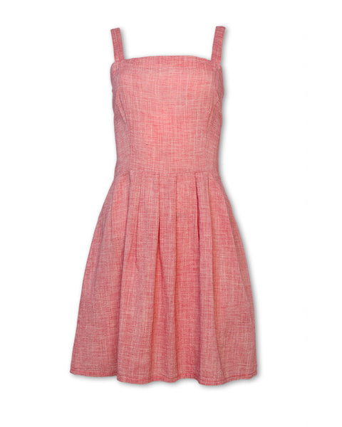 Crosshatch Sundress